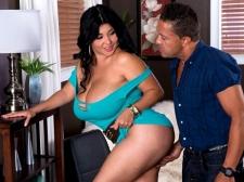 Busty Latina Heat