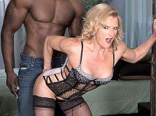 Amanda Verhooks, dark-skinned schlong booty slut