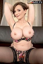 A German MILF who has it all